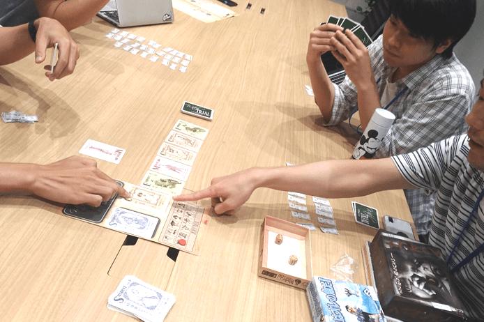 【写真】ゲーム部