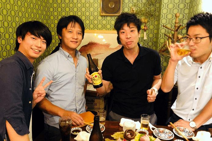 【写真】飲み会